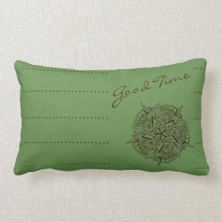 Good Time  pilow Lumbar Pillow