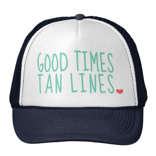 Girls tan lines