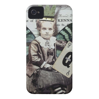 Good to be Queen iPhone 4S Glossy Hard Case