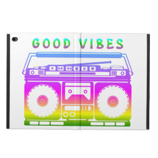 Good Vibes 80's Style Powis iPad Air 2 Case