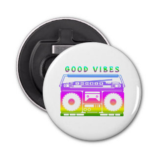 Good Vibes Bottle Opener