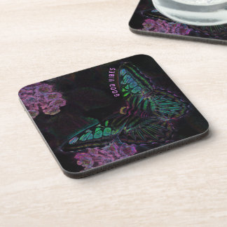 Good Vibes Electric Butterfly Coaster