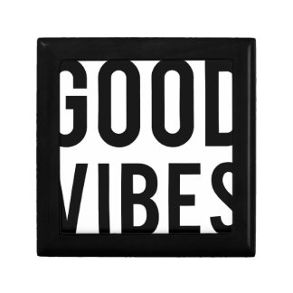 Good Vibes- Gift Box