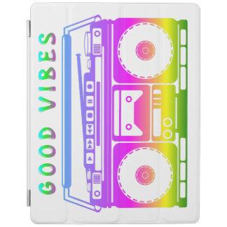 Good Vibes iPad Cover
