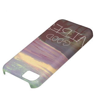 Good Vibes iPhone 5C Cases