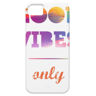Good Vibes Only Case For The iPhone 5