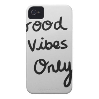 Good Vibes Only Case-Mate iPhone 4 Case
