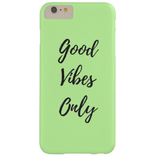 Good Vibes Only Green iPhone 6/6s Case