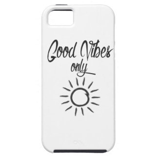 Good Vibes Only iPhone 5 Cover