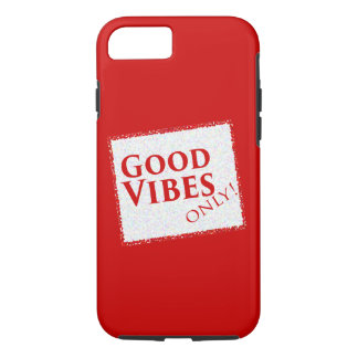 Good Vibes Only - iPhone 7 Case