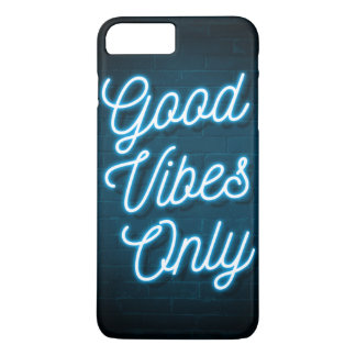 Good Vibes Only - Neon Case-Mate iPhone Case