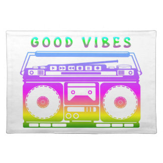 Good Vibes Placemat