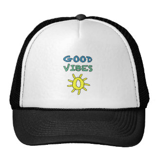 Good Vibes South West Sun Trucker Hat