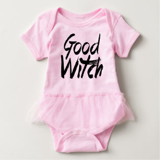 Good Witch Baby Bodysuit