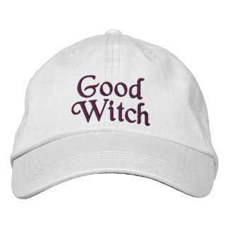 Good Witch Embroidered Hats