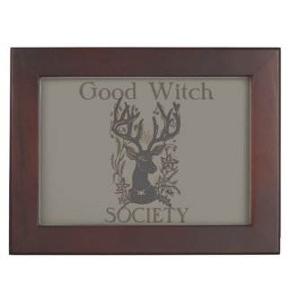 Good Witch Society Deer Keepsake Box