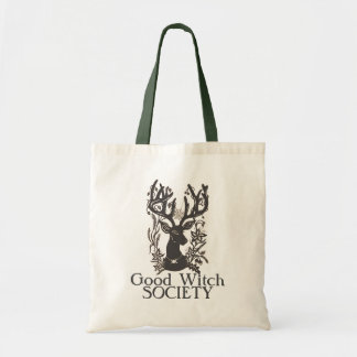 Good Witch Society Deer Tote Bag