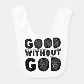 Good Without God Bib
