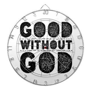 Good Without God Dartboard
