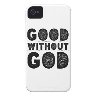 Good Without God iPhone 4 Case-Mate Cases