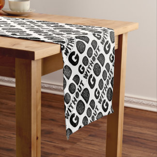 Good Without God Short Table Runner