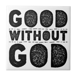 Good Without God Tile