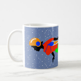 GOOD WORKER JETPACK by Jetpackcorps Coffee Mug