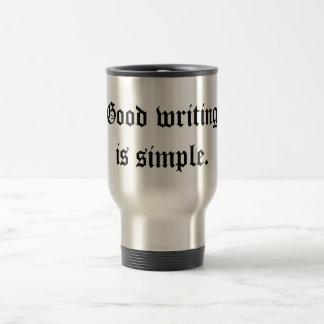 Good Writing mug