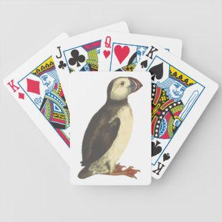 Goodbye Arctic Puffin Poker Deck