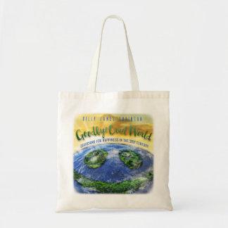 Goodbye Cruel World Tote Bag.