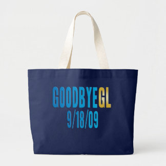 Goodbye Guiding Light Tote Bag