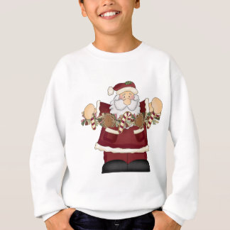 Goodies Santa Sweatshirt