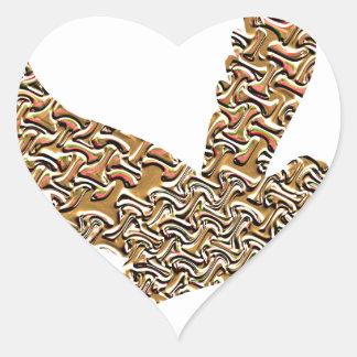 GoodLuck Angel Bird Party Return Gifts Give Away Heart Sticker