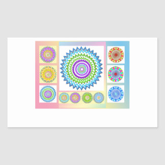 GoodLuck Charm Gifts : Chakra Collection Sticker