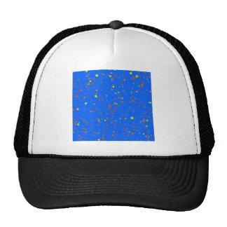 Goodluck Dream Blue Template add Text Image DIY Trucker Hat