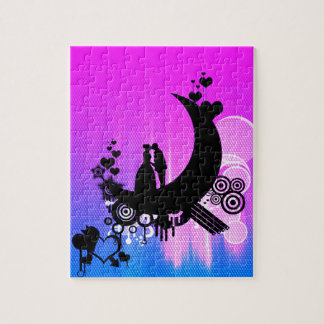 Goodnight Moon Artwork: 8x10 Puzzle