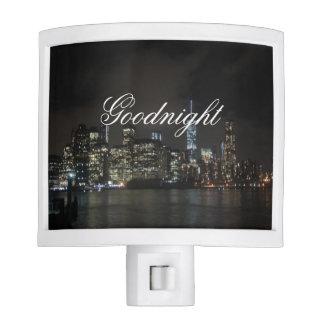 Goodnight NYC Night Light