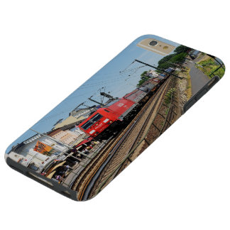Goods train in coarse home on the Rhine Tough iPhone 6 Plus Case