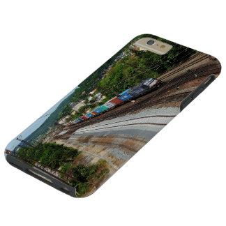 Goods train in Gemünden at the Main Tough iPhone 6 Plus Case