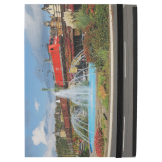 "Goods train in Linz on the Rhine iPad Pro 12.9"" Case"