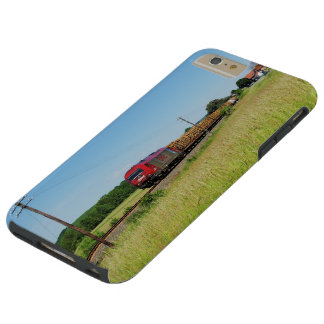 Goods train in Simtshausen Tough iPhone 6 Plus Case