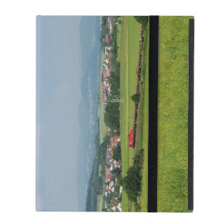 Goods train with Birkenbringhausen iPad Cover
