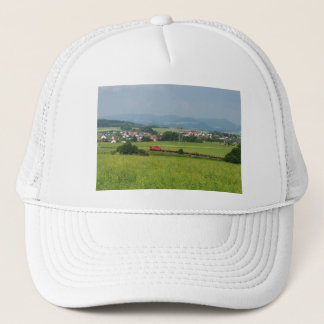 Goods train with Birkenbringhausen Trucker Hat