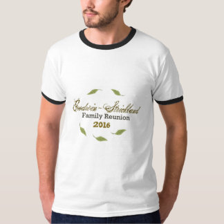 Goodwin ~ Strickland Reunion Basic Ringer T (Men) T-Shirt