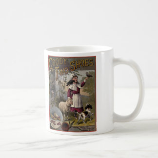 Goody Two Shoes Cover 1888 Coffee Mug