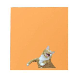 Gooey Happy Dance  Note Pad