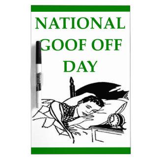 GOOF Dry-Erase BOARDS