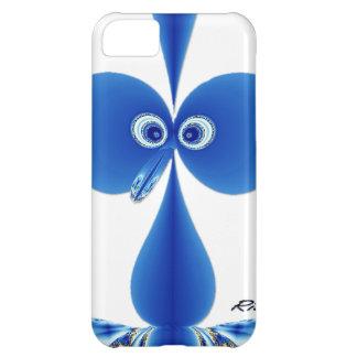 Goofy Bird Blue iPhone 5C Covers