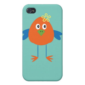 Goofy Bird - iPhone Case iPhone 4/4S Cases