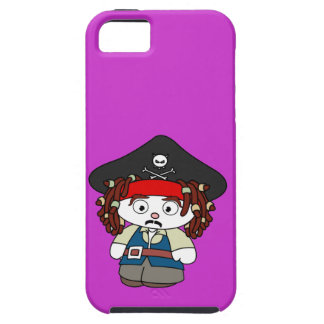 Goofy Cartoon Pirate iPhone 5 Cover